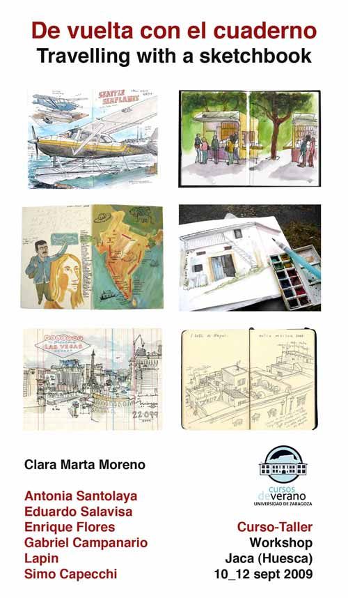 I Curso De Vuelta con el Cuaderno
