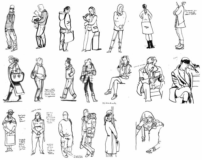 ic Art Reference 140 Female Hair Styles in addition Blindcontour as well Architectural Cad Drawings likewise Line Drawings as well Wernerzimmermann blogspot. on anime gesture lines